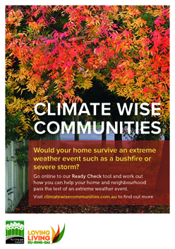 LLK Climate Wise A5 flyer