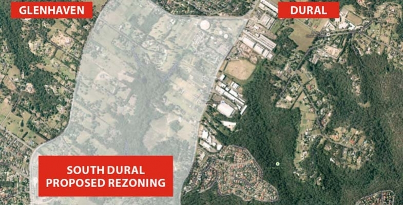 Relief as South Dural Development Proposal Withdrawn