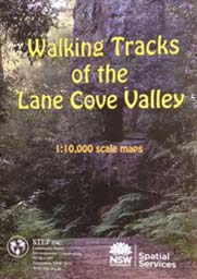 Walking Tracks of the Lane Cove Valley