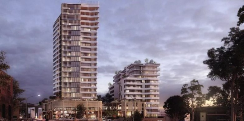 Hornsby Twin Towers Development to Proceed Overlooking Hornsby Park