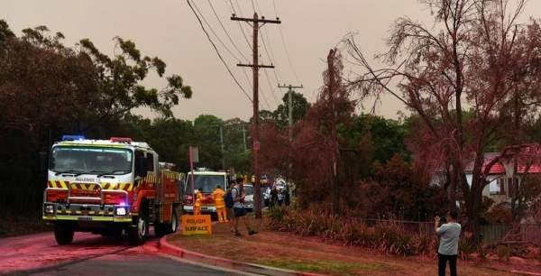 Planning for Bushfires – the Urban Perspective