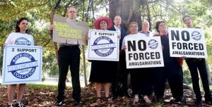 Forced Council Amalgamations