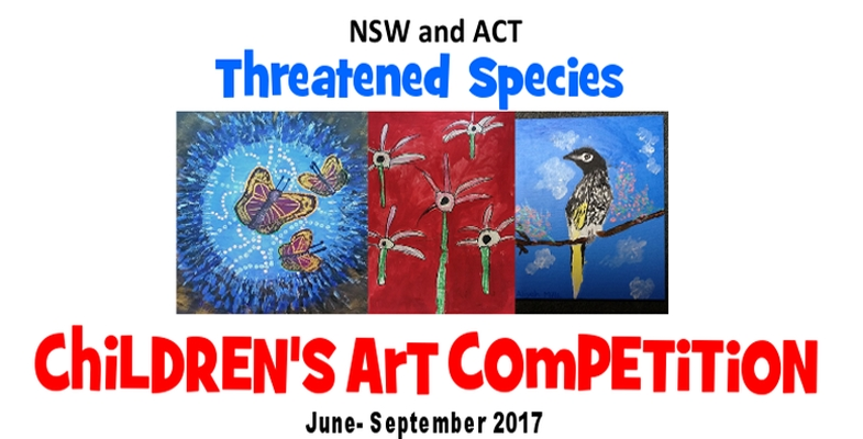 Threatened Species Children's Art Competition