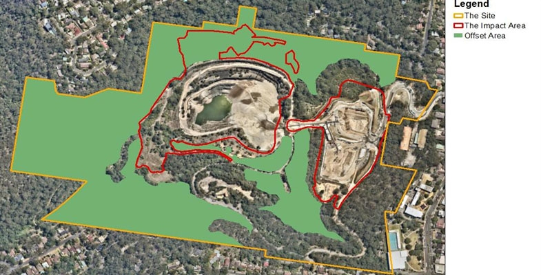 Hornsby Council's Plan for Rehabilitation of The Quarry – New Documents Released