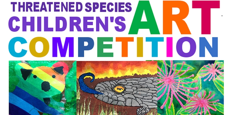 Children's Threatened Species Art Competition