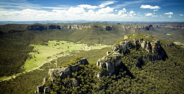 Destination Pagoda could be a Win for the Environment and the Lithgow Community