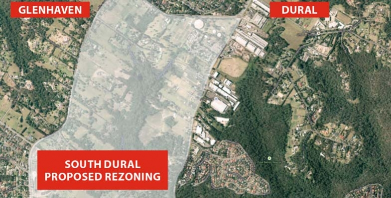 South Dural Rezoning Proposal is Alarming