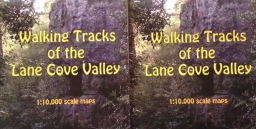 New Lane Cove Valley Map