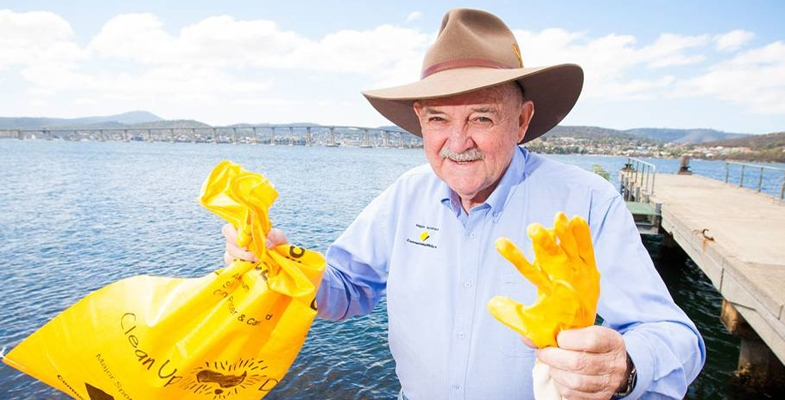 Ian Kiernan AO, Founder of Clean Up Australia